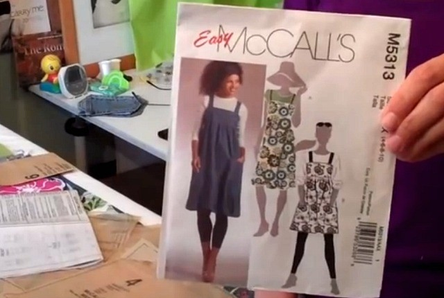 McCalls Sundress