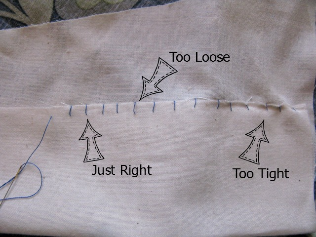 Essential tips for stress free hand sewing the daily sew