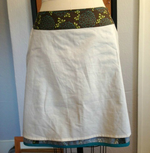 Make a Lining for an A-Line Skirt. Easier Than Making Fudge – The ...