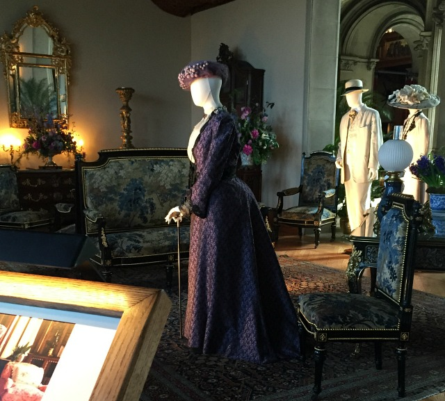 downton abbey costume 1 & Dressing Downton: Downton Abbey Costumes at the Biltmore House u2013 The ...