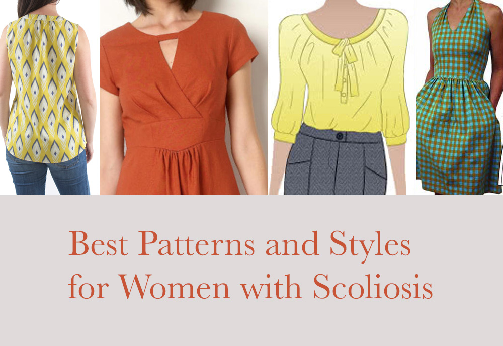 What Styles And Patterns Are Best For Women With Scoliosis The